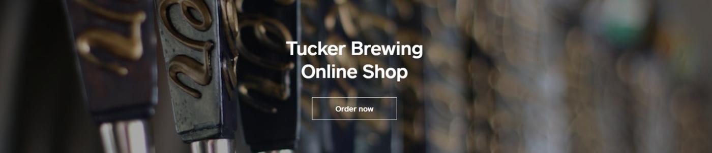 Tucker Brewing Online Store