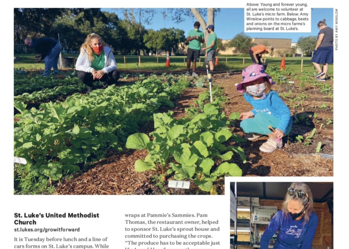 Edible Orlando grow it forward feature link