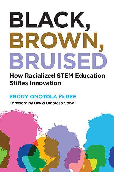 Cover: Black, Brown, Bruised