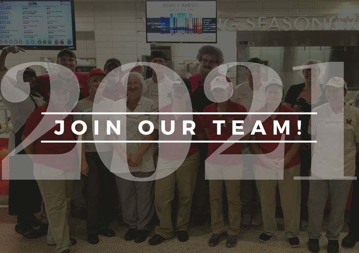 2021 Join Our Team!