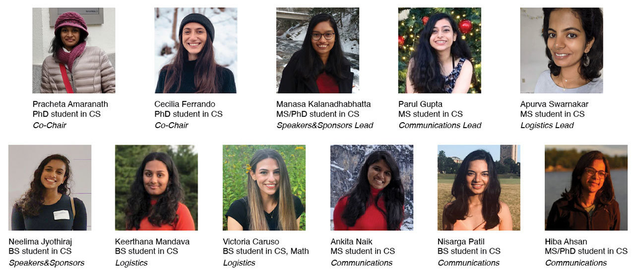 Voices of Data Science team photos