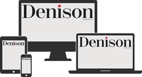 Denison Magazine online