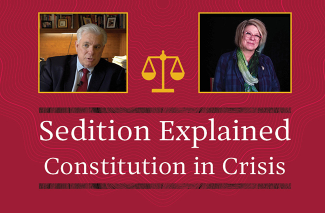 Sedition Explained: Constitution in Crisis