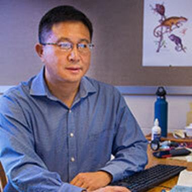 photo of Shundong Bi