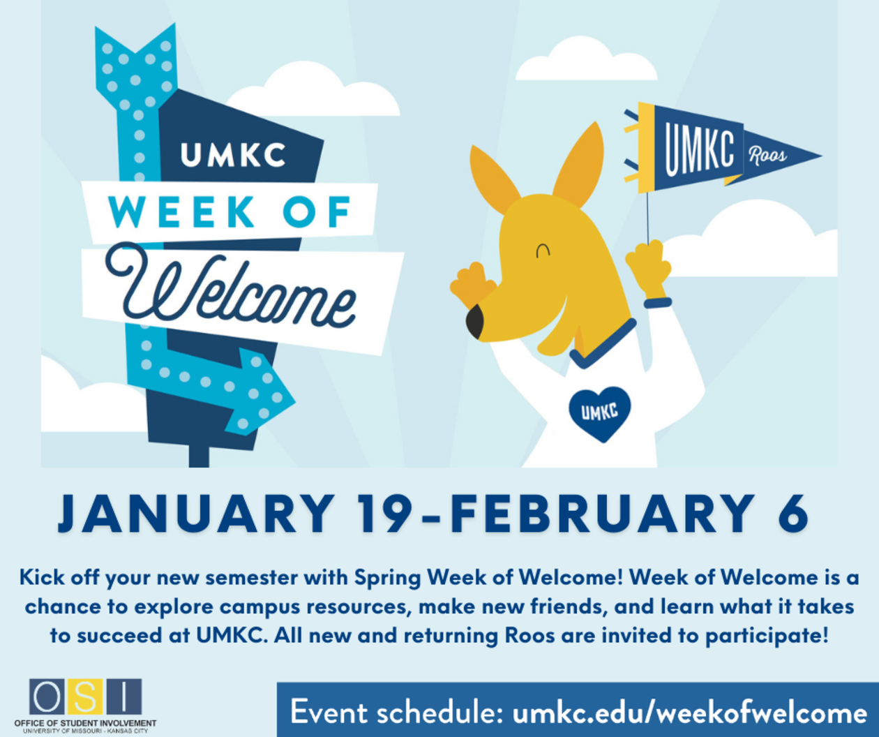 Check out the Schedule of Events!