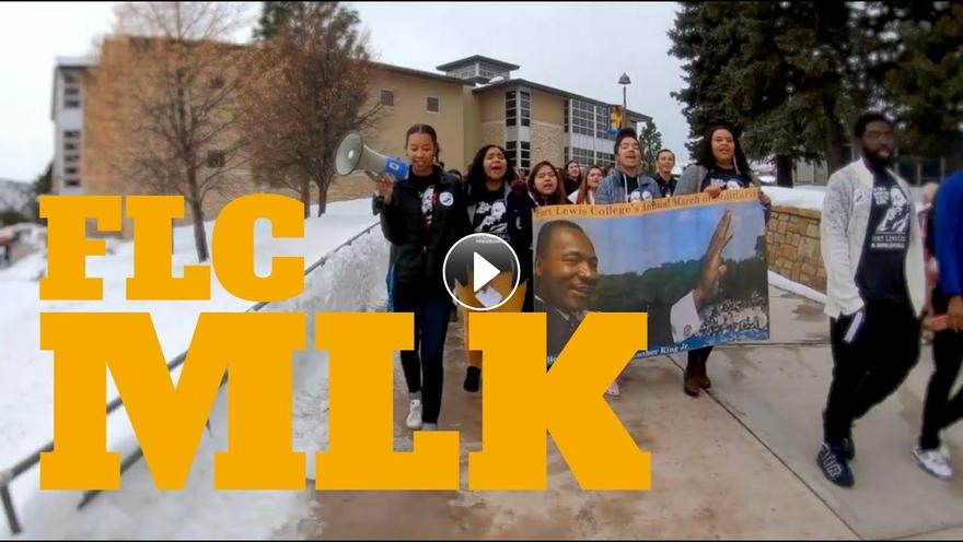 Martin Luther King Jr. Day at Fort Lewis College