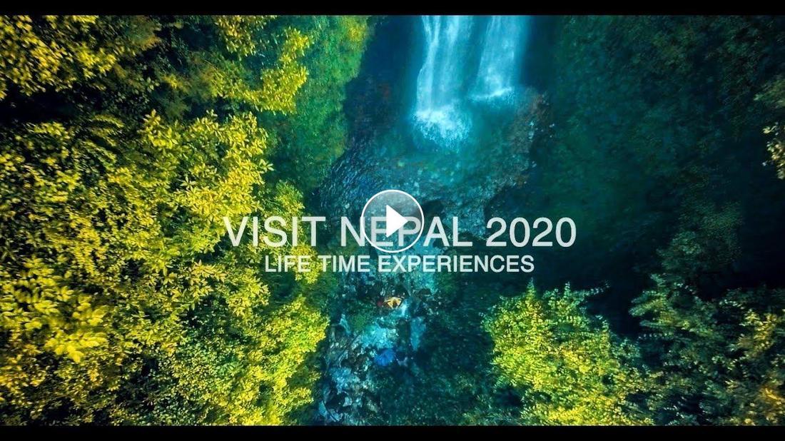 visit nepal video