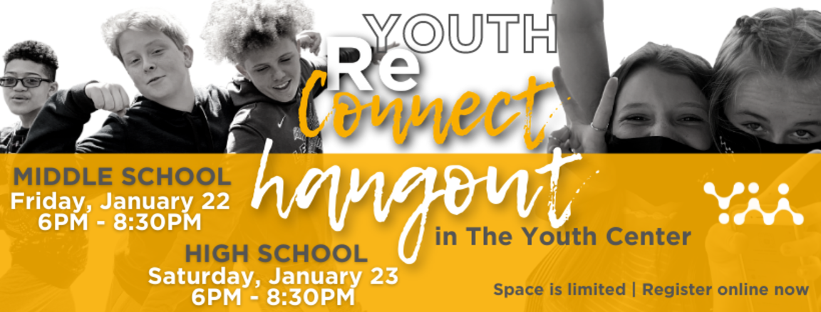 Youth webpage link