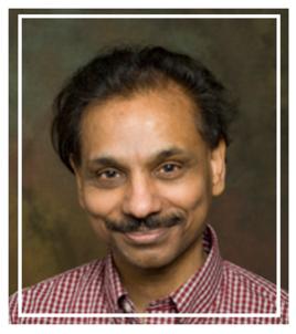 Headshot of Professor R. Kabaliswaran