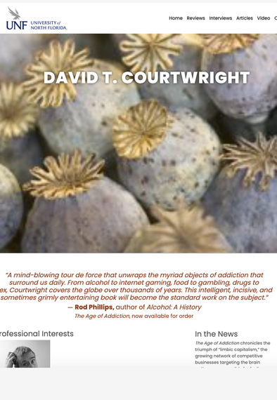 david courtwright website