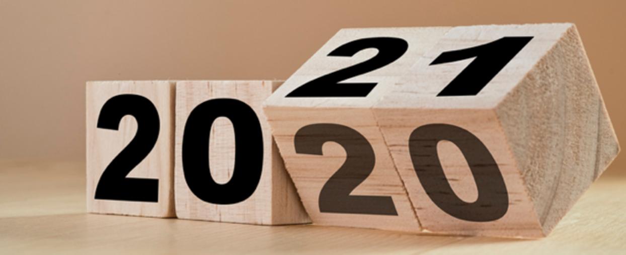 2020 to 2021 wooden blocks