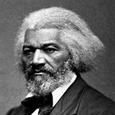 Frederick Douglass portrait from 1879