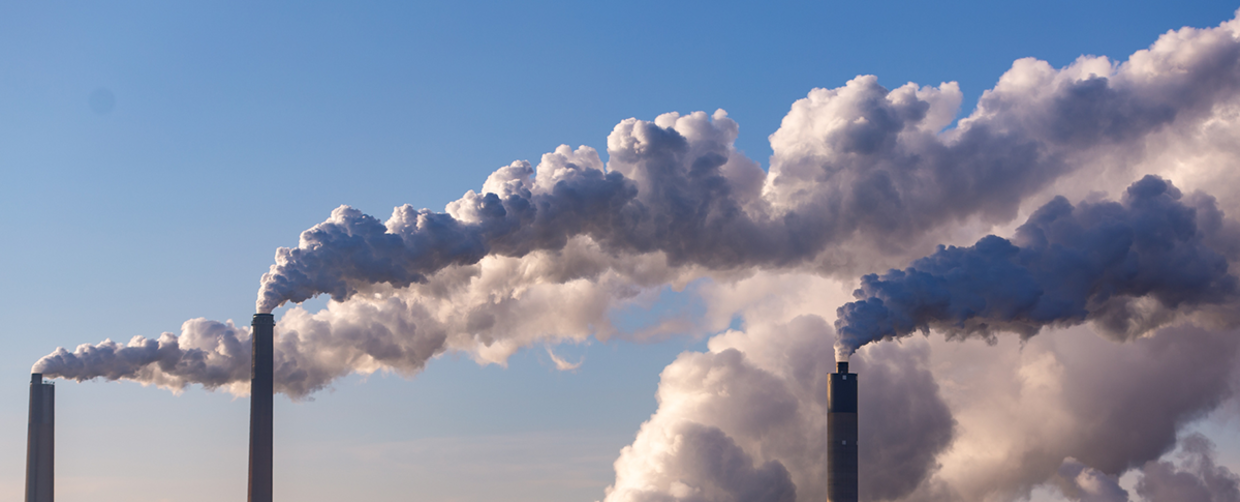 "New research by atmospheric scientists evaluates how much global warming is already ""in the pipeline"" from past emissions. (Photo by iStock.)"