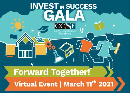 CCSF Invest in Success Virtual Gala