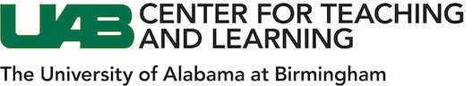 UAB Center for Teaching and Learning logo