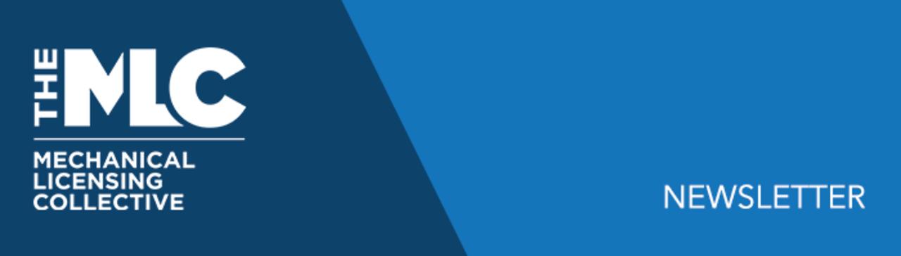 The MLC Newsletter Header