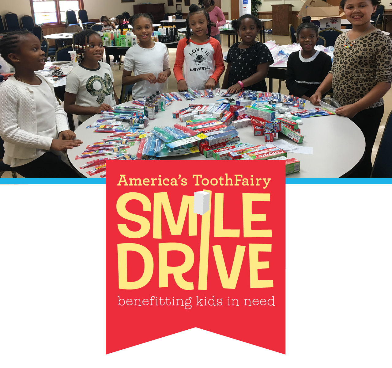 A Special Smile Drive Contest for Scout Troops!