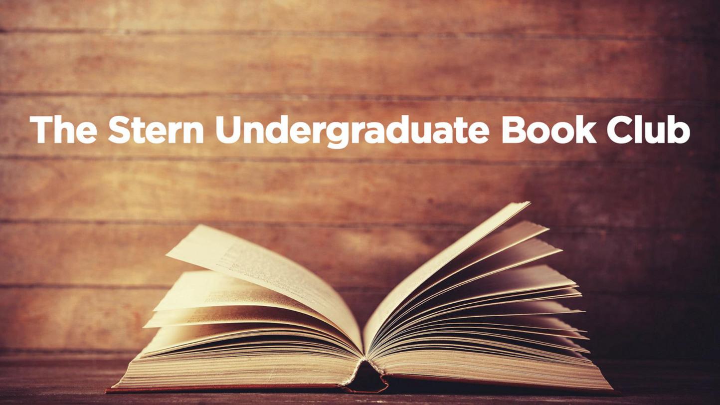 The Stern Undergraduate Book Club