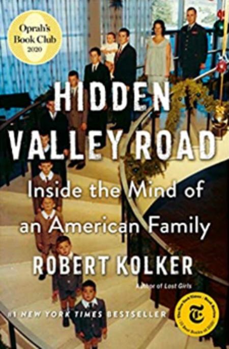Image of Hidden Valley Road Book