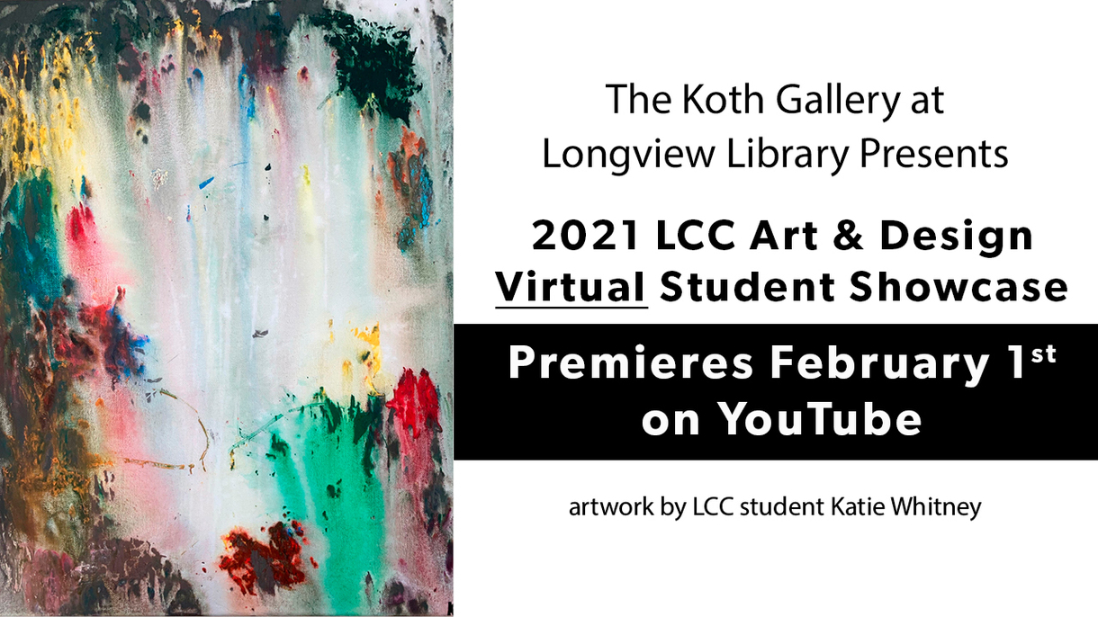 Lower Columbia College Art & Design faculty selected outstanding examples of student work from their 2020 spring and fall classes. The 2021 LCC Art & Design Student Showcase features drawing, ceramics, graphic design, painting, and photography.