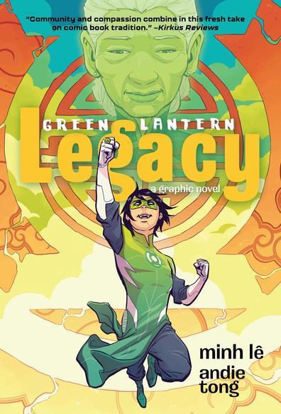 Green Lantern: Legacy book cover