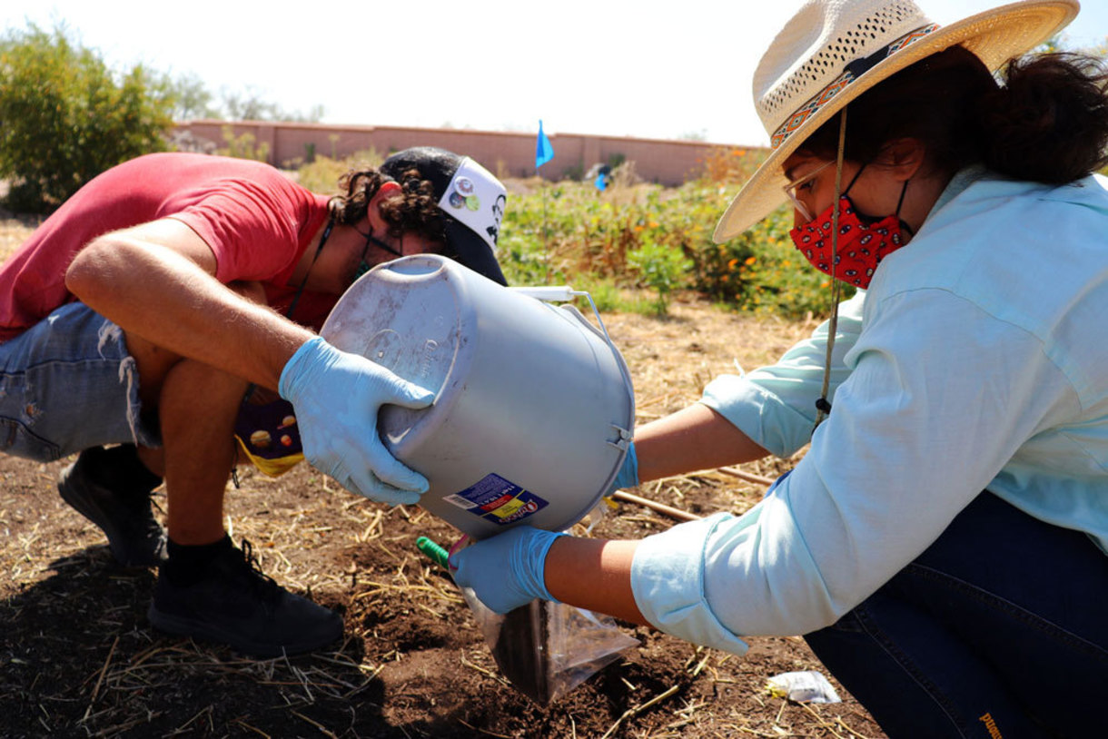Science Spotlight - Cultivating the Memory of Soil