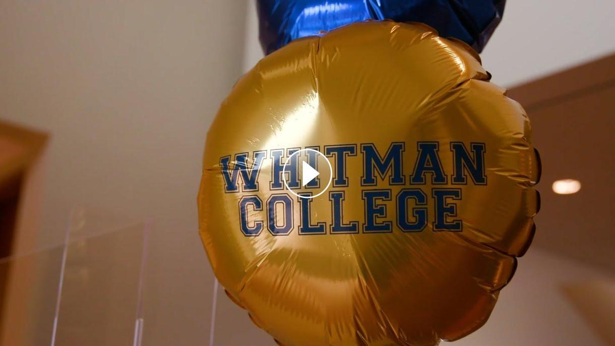 Spring semester move in day at Whitman College