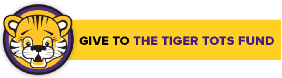 Tiger Tot giving logo