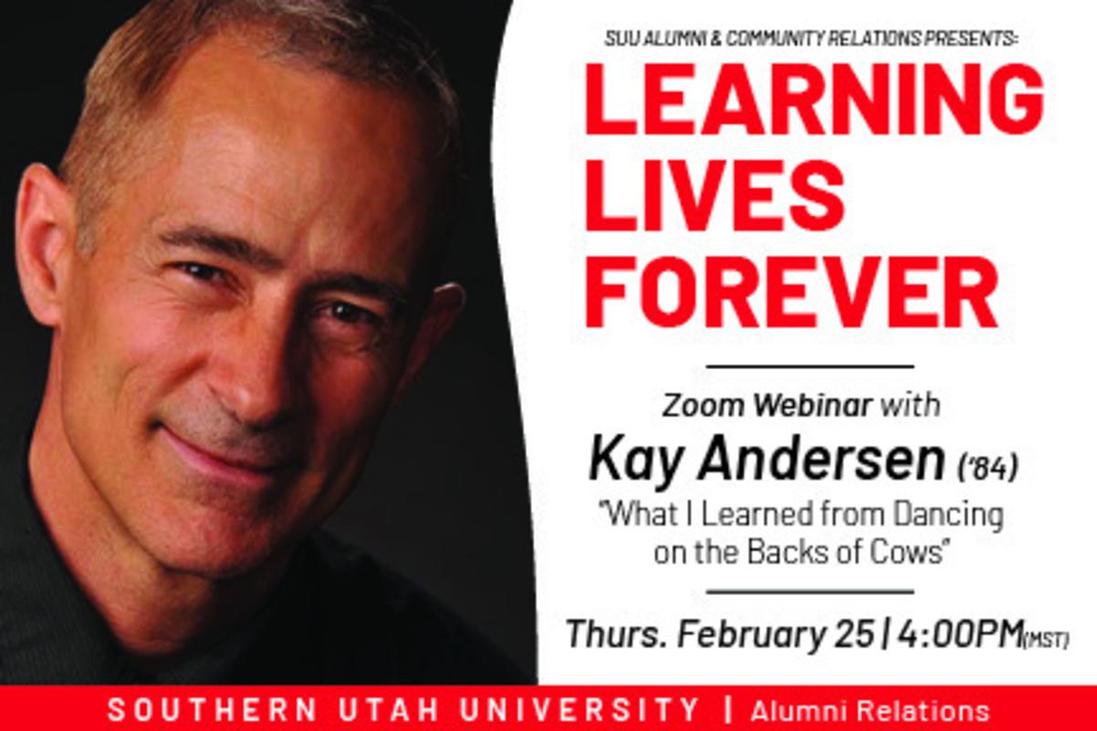 Kay Andersen Virtual Event