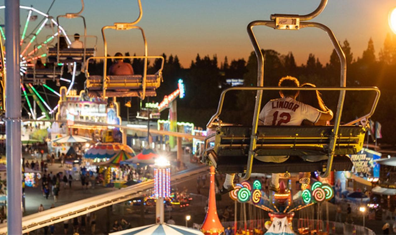 Cal Expo & CA State Fair