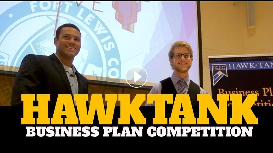 Hawk Tank Business Plan Competition