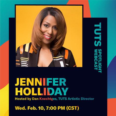 Spotlight Series: Jennifer Holliday