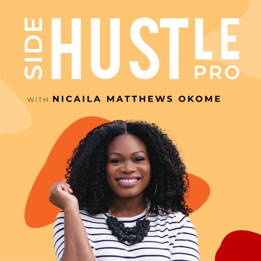 Side Hustle Pro podcast cover
