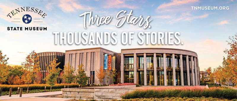 Three Stars. Thousands of Stories Museum Header