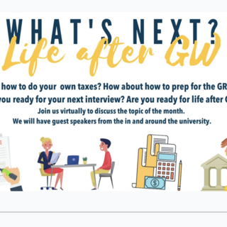 What's Next? Life after GW