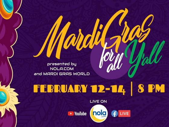 Mardi Gras for All Y'all