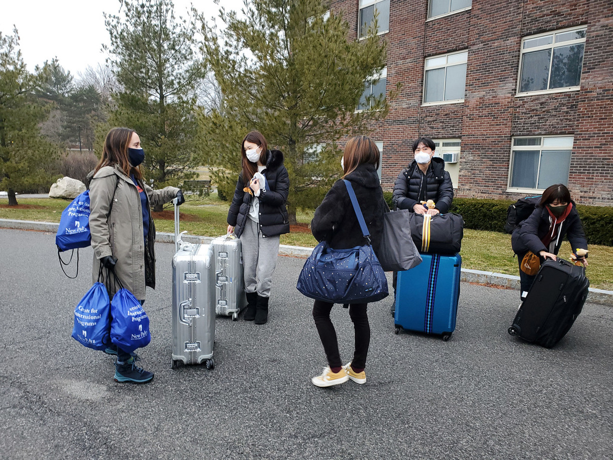 Center for International Programs helps students from abroad overcome new hurdles