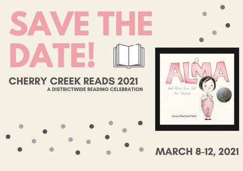 Cherry Creek Reads 2021