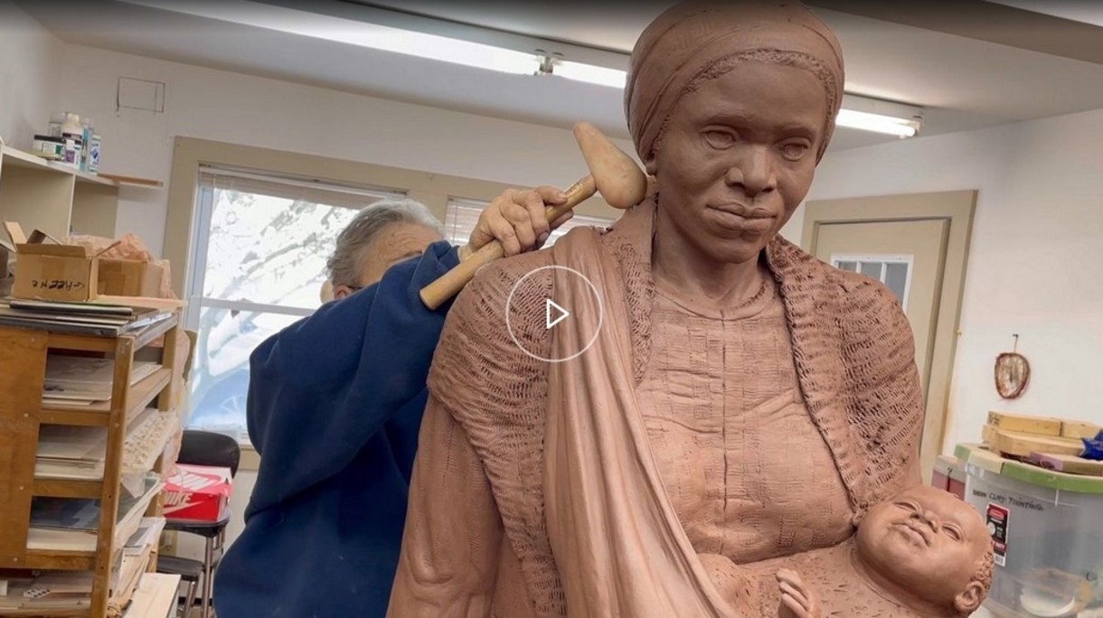 Spectrum News: Artist Creates Sojourner Truth Statue for SUNY Campus
