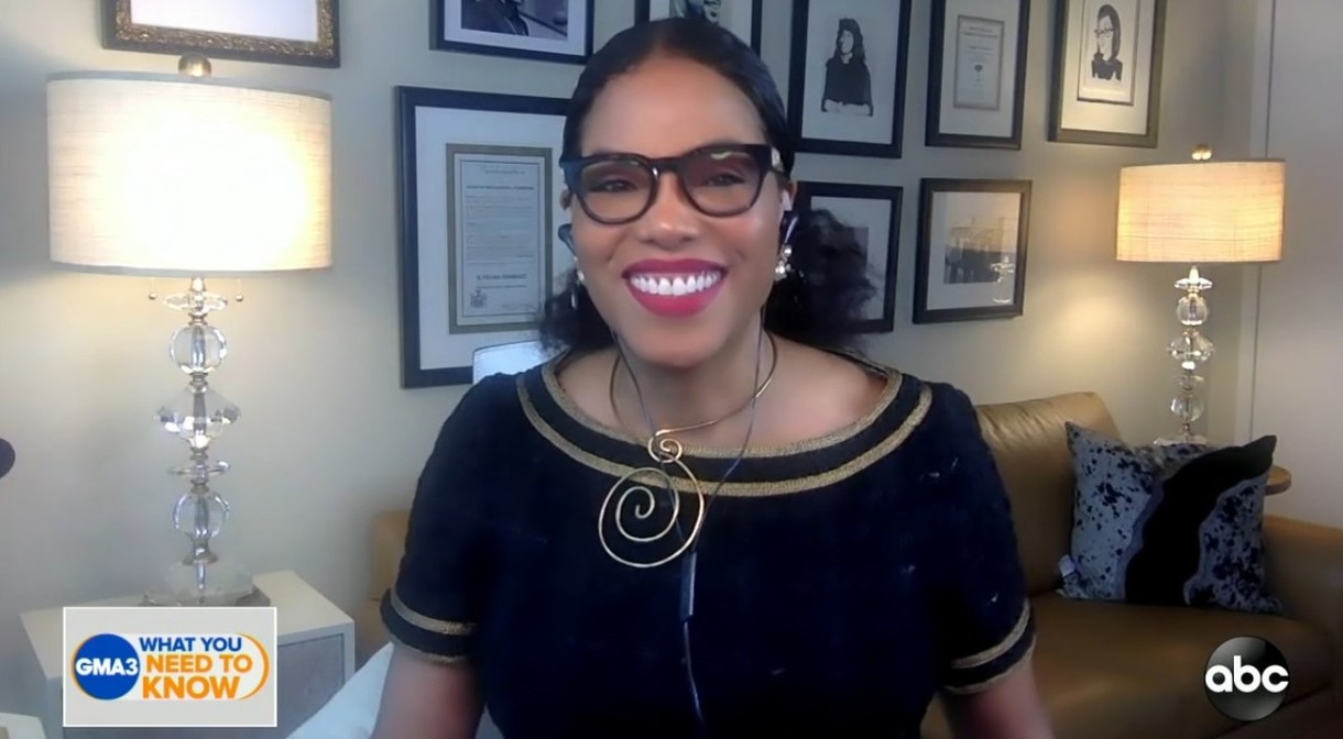 Good Morning America: Malcolm X's daughter is carrying on her father's legacy