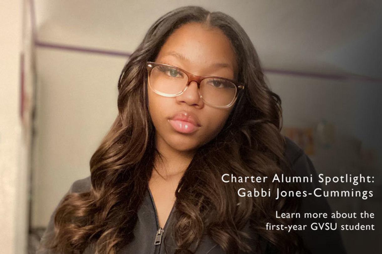 Charter Alumni Spotlight: Gabbi Jones-Cummings