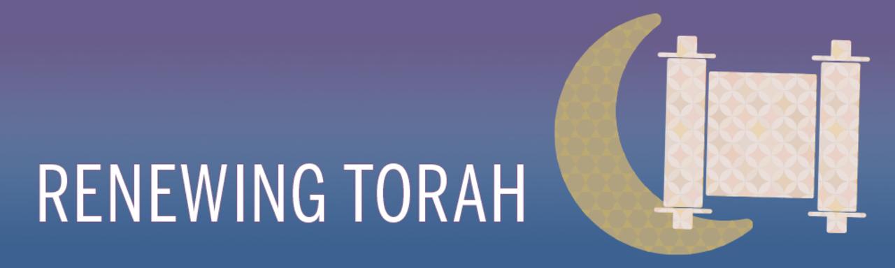 Renewing Torah BANNER