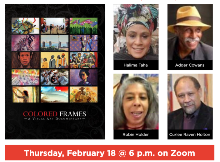 14th Annual AACC Annual Film Forum: Colored Frames