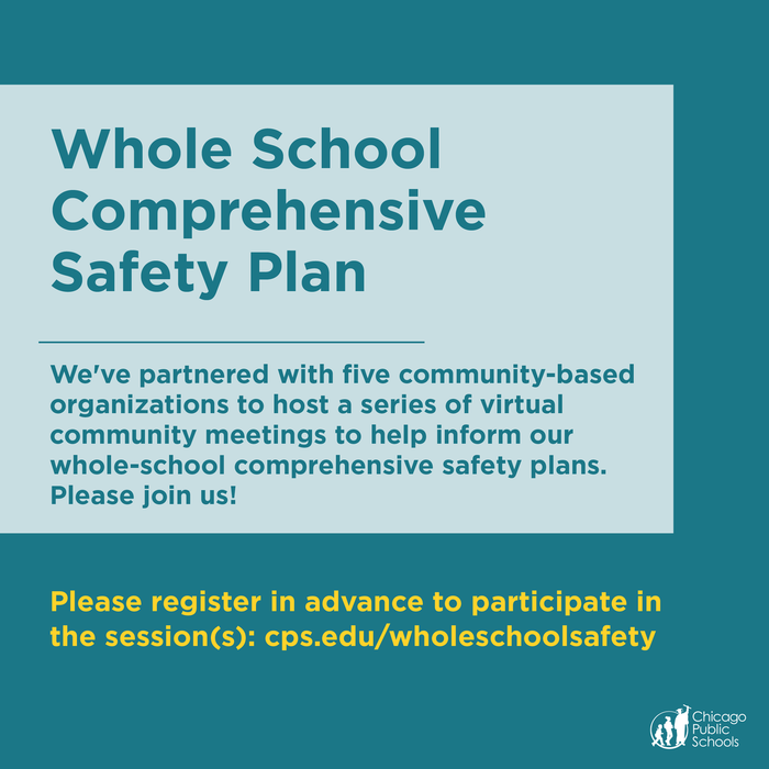 Whole School Comprehensive Safety Plan