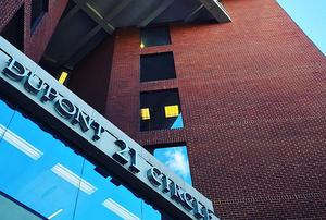 photo of exterior of ARL HQ at 21 Dupont Circle in Washington DC