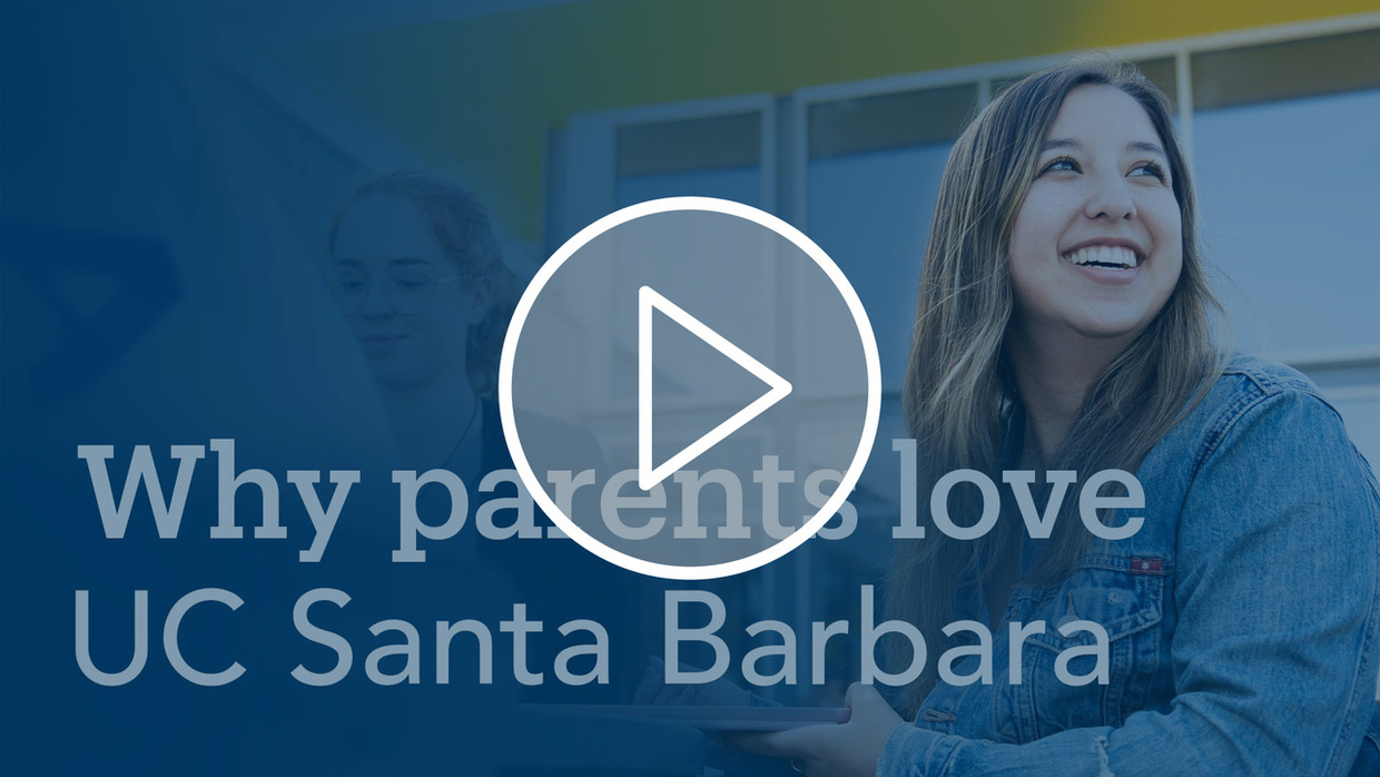 What do you love about UC Santa Barbara?