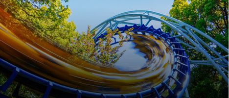 Rollercoasters and Tax Rates