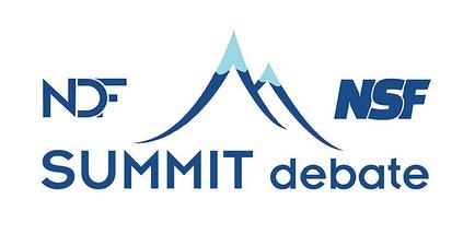 Summit Debate. NDF. NSF.