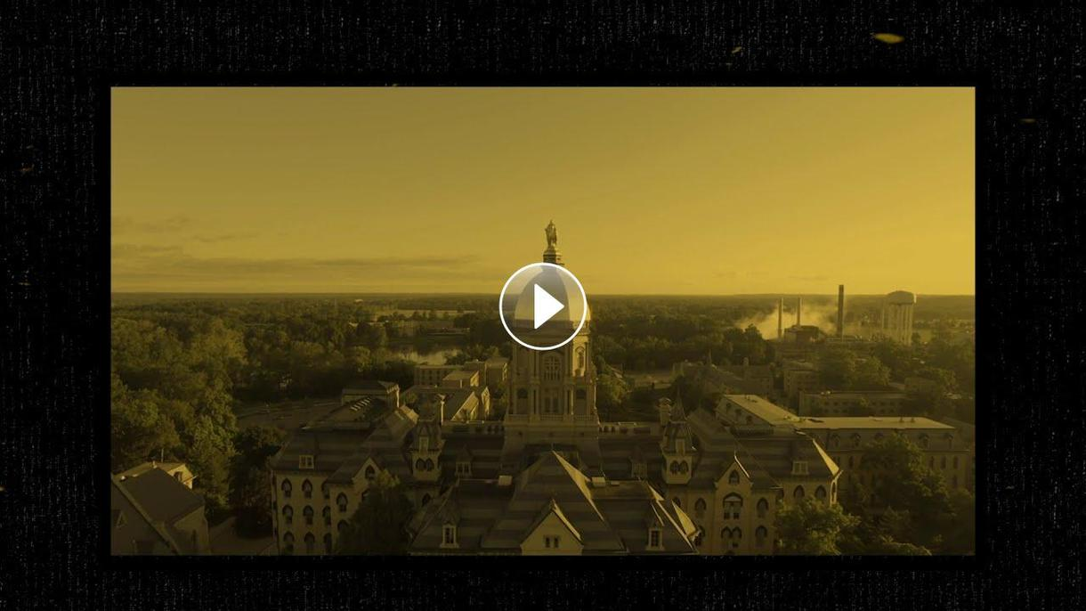 The University of Notre Dame joins our community in celebrating Black history as American history. We reflect on how the African American experience helped define our nation and helps us focus on creating a more equitable future for all.