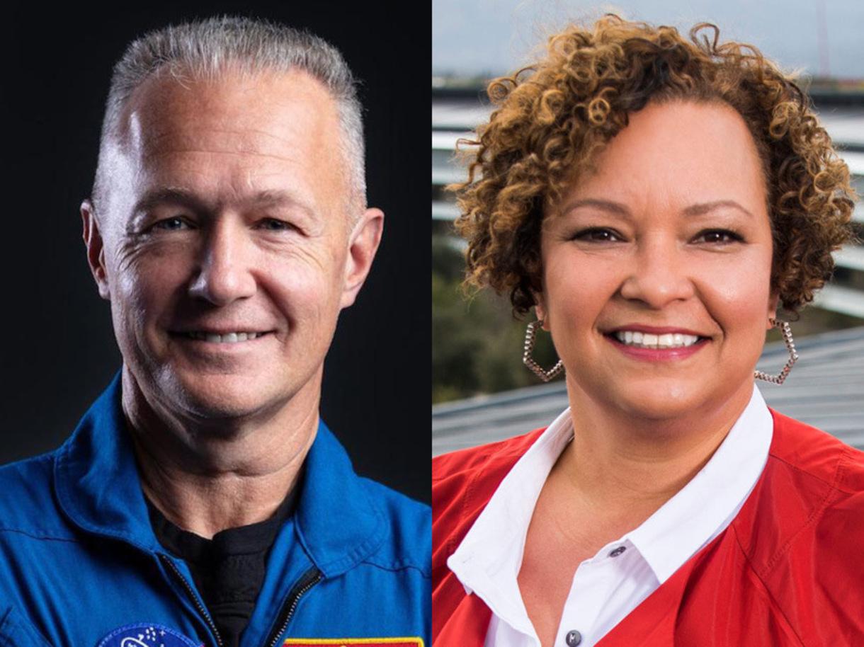 Doug Hurley, Lisa Jackson